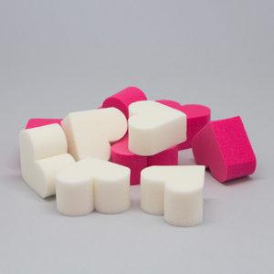 Heart-Sponges