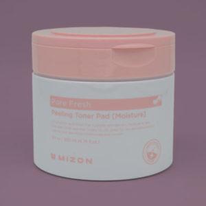 Mizon Moisture Pore Fresh Peeling Toner Pad